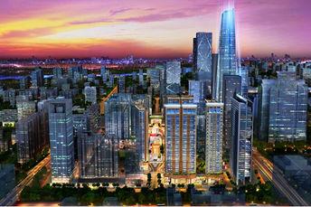 深圳中心·天元(金地中心)