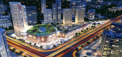 深中国际装饰城(华科商业中心)